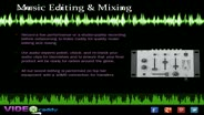 Audio Editing Services