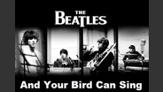 The Beatles - And Your Bird Can Sing - Audio only