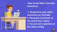 Buy YouTube Comments to Make Most Seen Video