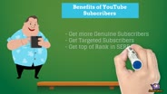 Buy Active YouTube Subscribers to Grow Your YouTube Channel