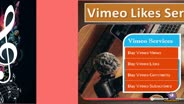 Buy Real Vimeo Likes Service